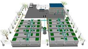 Проектирование очистных сооружений ливневой канализации