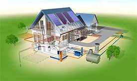 Создание рабочей системы водоснабжения частных домов от центрального водопровода
