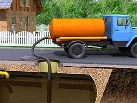 Выбор оптимального выгреба для канализации