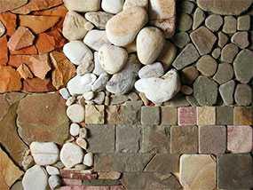 Облицовка поверхностей декоративным камнем