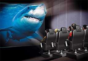 Установка цифрового 3D кинооборудования