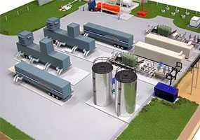 Проектирование мини-ТЭЦ, ТЭЦ на базе газотурбинных технологий