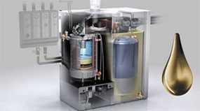 Строительство котельных на жидком топливе