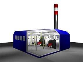 Строительство блочно-модульных котельных
