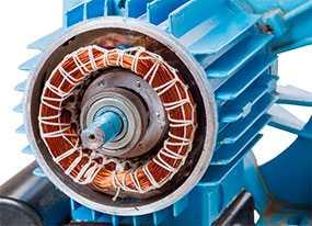 Восстановление электродвигателей