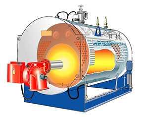 Монтаж паровых котлов типа на всех видах топлива