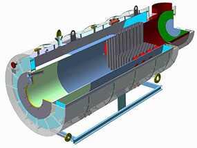 Монтаж водогрейных котлов на всех видах топлива