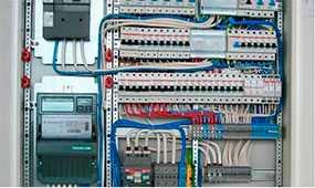 Восстановление электро-автоматики системы управления станка