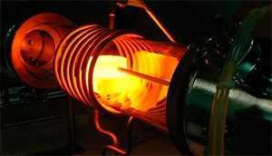 Закалка металла токами высокой частоты (ТВЧ)