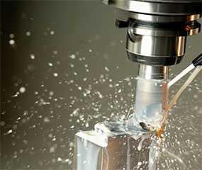 Фрезерная обработка внутренних фасонных поверхностей