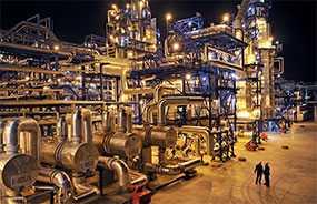 Строительство нефтехимических производств