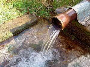 Прокачка скважины до получения чистой воды