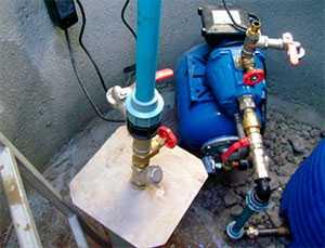 Ремонт водопроводных скважин