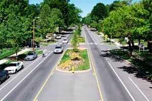 Благоустройство и озеленение улиц