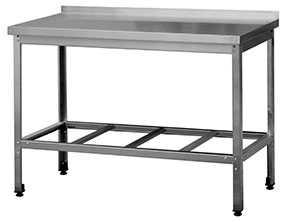 Изготовление стола технологического (металлического) под заказ