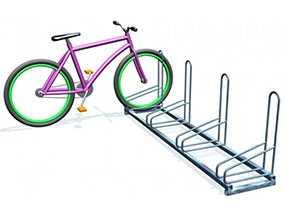 Изготовление металлических велосипедных парковок