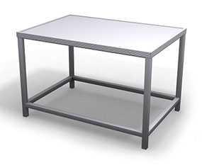 Изготовление сварных металлических столов