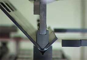 Гибка металла листового на листогибочных станках