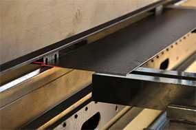 Рубка металла листового на гильотинных станках