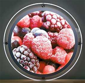 Создание и размещение рекламы на круглых кристалайтах