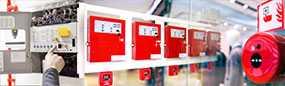 Пуск-наладка систем пожарной сигнализации