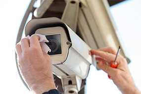 Обслуживание систем видеонаблюдения и контроля доступа