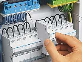 Проверка устройств защитного отключения (автоматических выключателей)
