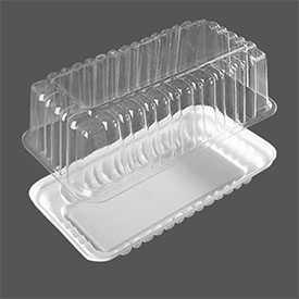 Производство пластиковых контейнеров со съемной крышкой