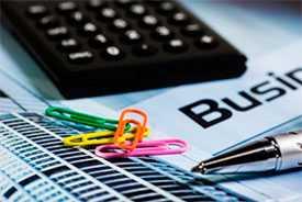 Подготовка кассовых документов в банк