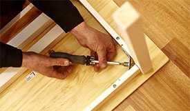 Замена и ремонт мебельных механизмов