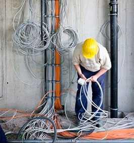 Наладка систем электроснабжения