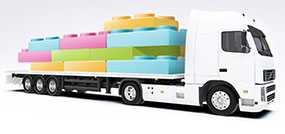 Попутная перевозка грузов автомобильным транспортом