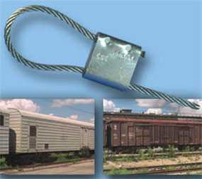 Предоставление по заявлению грузоотправителя запорно-пломбировочных устройств для пломбирования вагонов и контейнеров