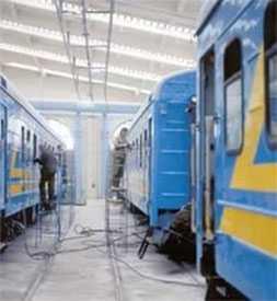 Техническое обслуживание пассажирских вагонов