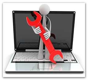Постгарантийный ремонт и обслуживание ноутбуков SONY
