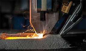 Электрошлаковая сварка металлов