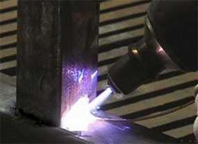 Плазменная сварка металлов