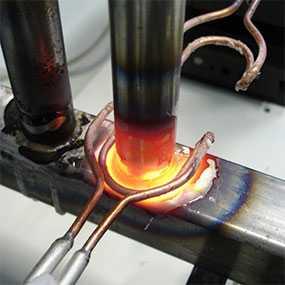 Индукционная сварка металлов
