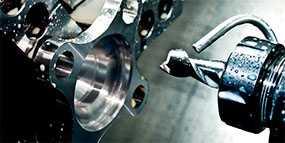 Токарная обработка торцов изделий из металла