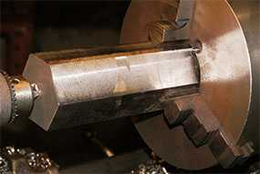 Отрезка металлических заготовок