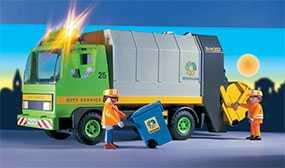 Вывоз твердых коммунальных отходов (ТКО)
