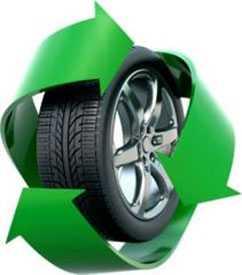 Утилизация и переработка шин