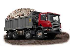 Вывоз на переработку отходов мягкой кровли