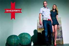 Оптовая торговля стоковой одеждой торговой марки ZUELEMENTS