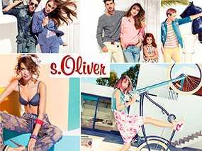 Оптовая торговля стоковой одеждой торговой марки S.OLIVER