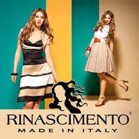 Оптовая торговля стоковой одеждой торговой марки RINASCIMENTO