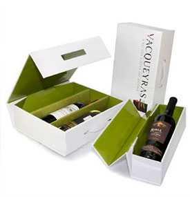 Изготовление подарочных коробок для спиртных напитков