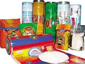Изготовление гибкой рулонной упаковки для бакалейной продукции
