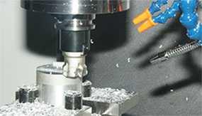 Фрезерная обработка материалов на универсальных станках