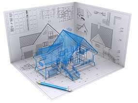 Создание 3D-моделей домов и построек для on-line просмотра